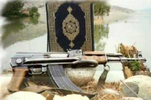 The Quran and a Rifle