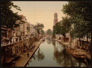 Utrecht_Oude_Gracht_Hamburgerbrug_(LOC)