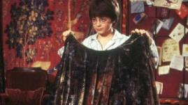 Harry Potter (With Cloak)
