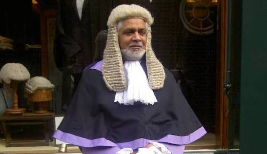 Stealth jihad creeping Islam: Muslim Judge Amjad Nawaz looking after his fellow Muslims with pathetically soft sentence